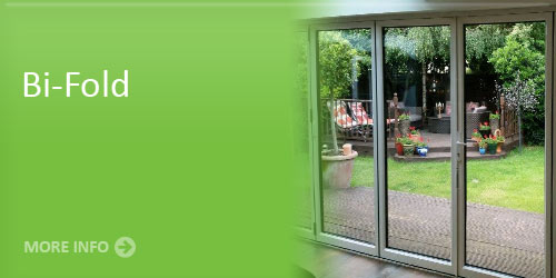 Bi-Fold door installation service