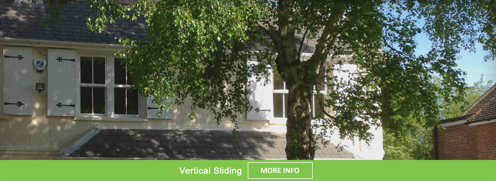 virtical sliding windows